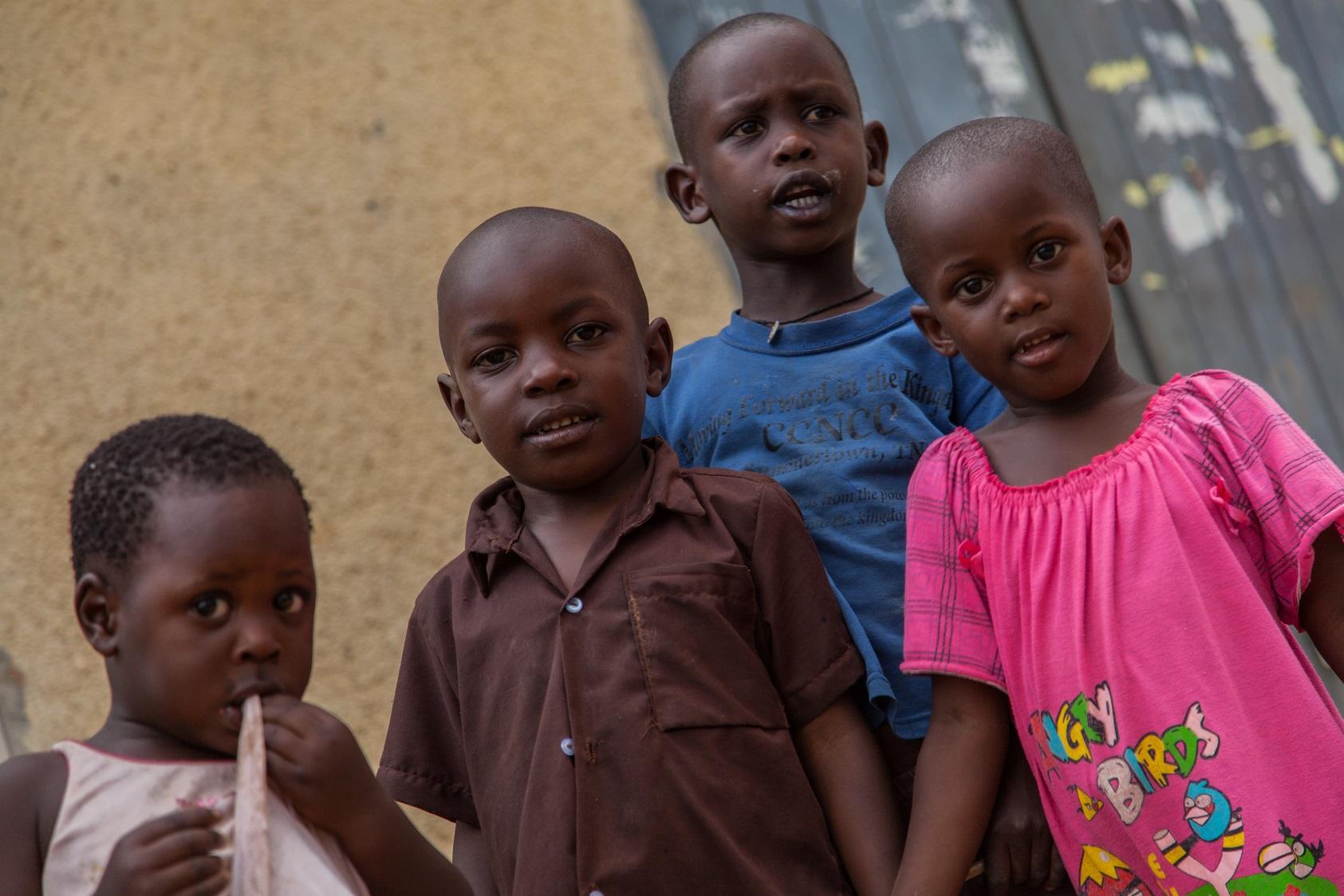 School-aged children