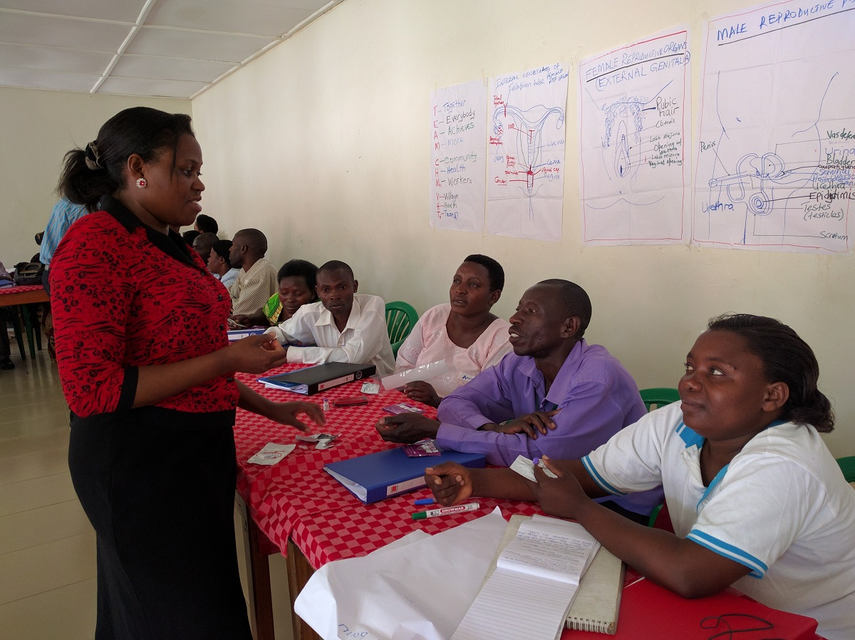 Workshop on reproductive health (1)